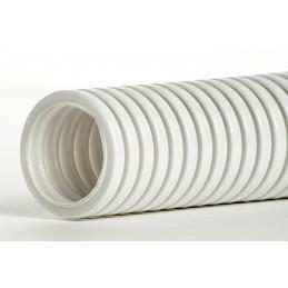 Tubo corrugado libre halogenos 32mm artiglas Rollo 50 mts