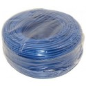 Cable flexible 1x6mm2 azul libre halogenos 750v 100 Metros