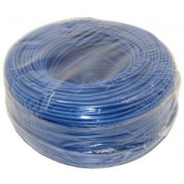Cable flexible 1x10mm2 azul libre halogenos 750v 100 Metros