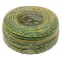 Cable flexible 1x6mm2 tierra libre halogenos 750v 100 Metros