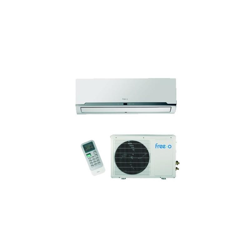 Split Aire Acondicionado 2924/3440 Kcal/h Inverter Clase A+/A