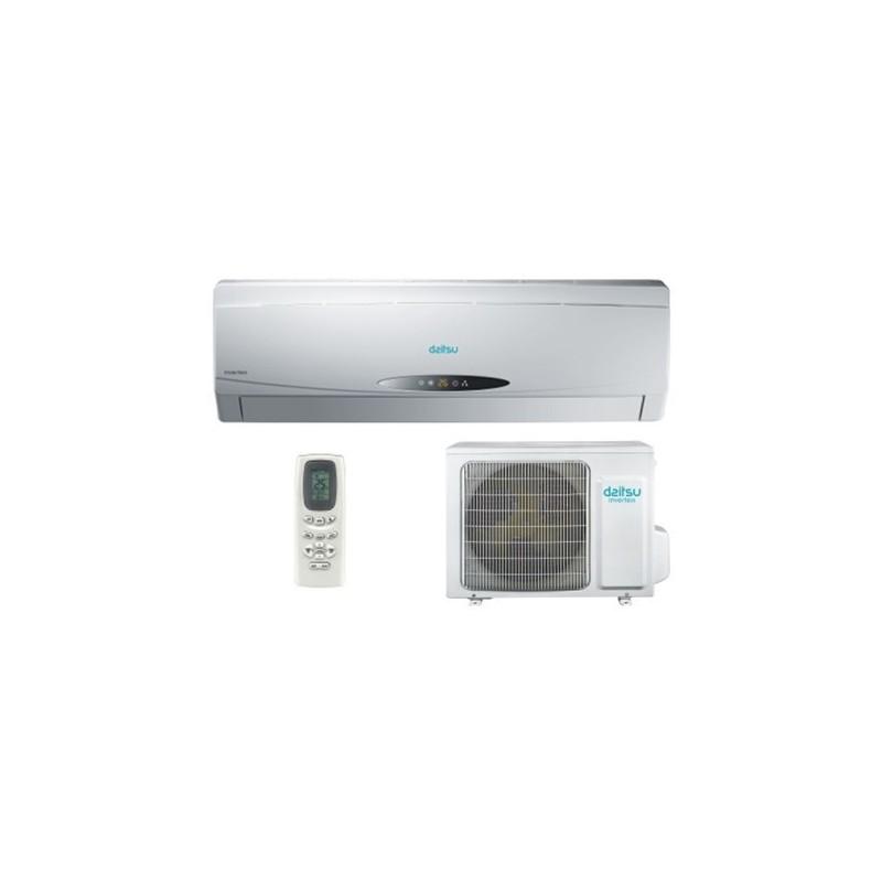 Split Aire Acondicionado 2322/2408 Kcal/h Inverter Clase A+/A Daitsu