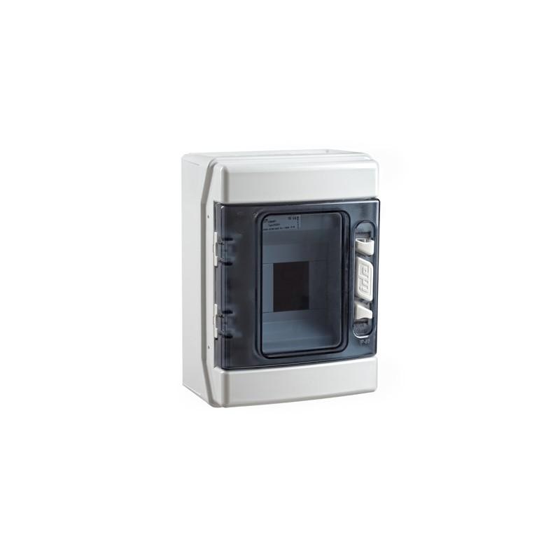 Caja automaticos superficie estanca 4 elementos Ide CDN4PT
