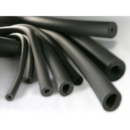 Coquilla aislante para tubo AA 1/2 6x12mm longitud 2 Metros