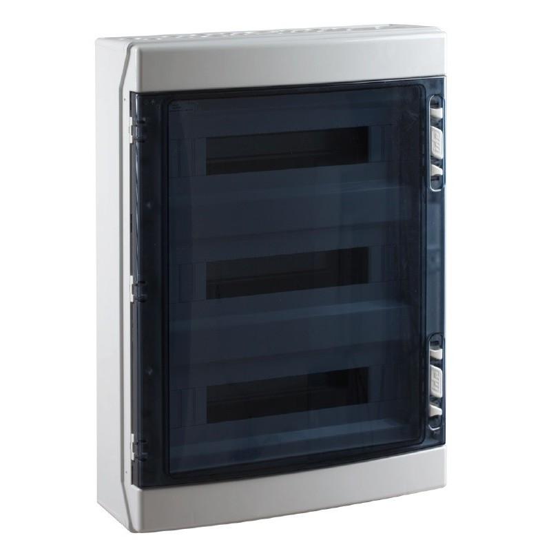 Caja automaticos superficie estanca 54 elementos Ide CDN54PT