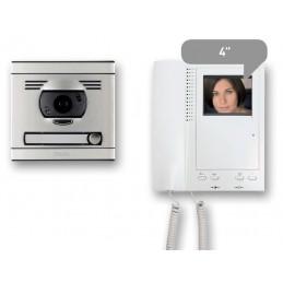Kit Videoportero Color 1 Linea Convencional Tegui 375046