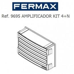 Amplificador City Classic 4+N Fermax 9695