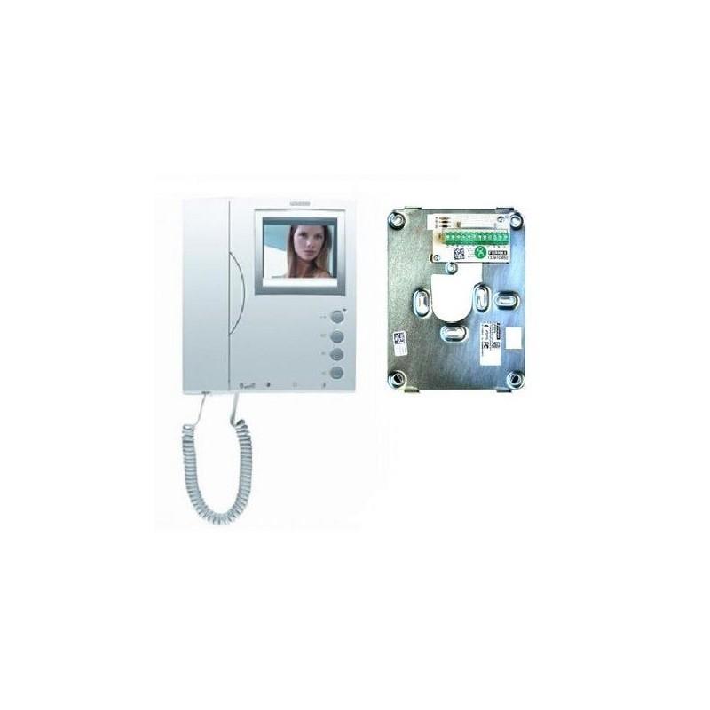 Monitor Loft vds color 3305 + Base conector mural Fermax 3314