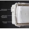 Caja estanca para luces emergencia URA21new y URA21Led Legrand 661616
