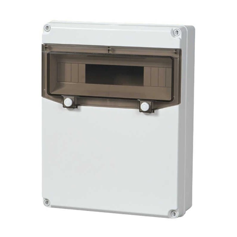 Caja automaticos superficie estanca 16 elementos+zocalo MEE V1500894