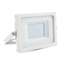 Proyector LED Slim 50W Blanco Luz Blanco Frio 6400K 4250Lm