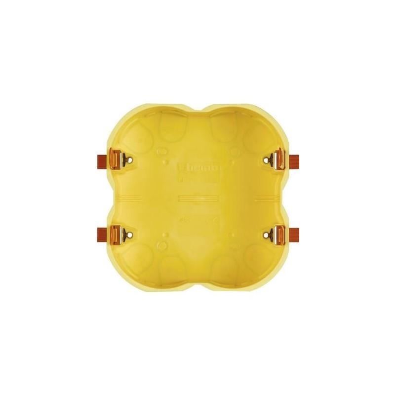 Caja empotrar pladur 3+3 modulos para pantalla LN4890 Bticino PB526