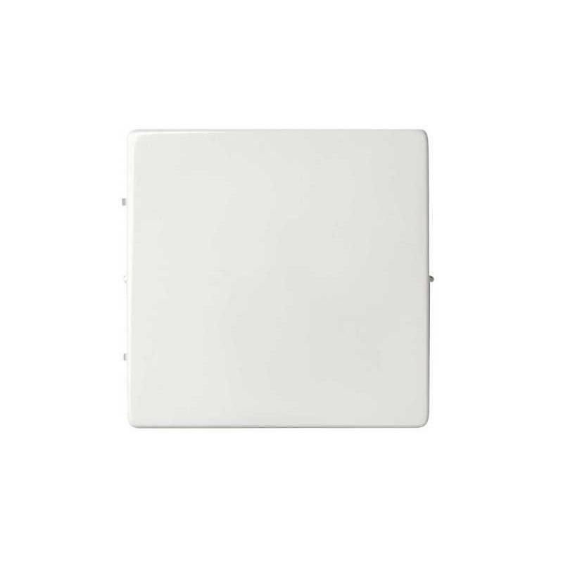 Tecla interruptor conmutador cruze ancha blanca Serie 82 Simon 82010-30