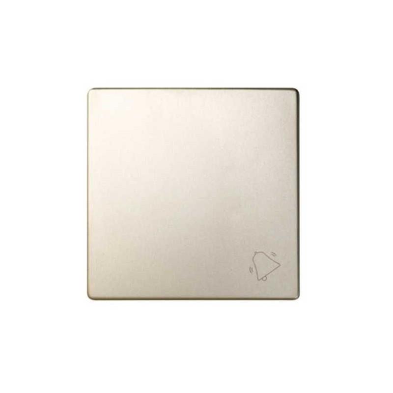 Tecla pulsador timbre ancha cava Serie 82 Simon 82017-34