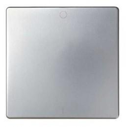 Tecla interruptor bipolar ancha aluminio Serie 82 Simon 82031-33