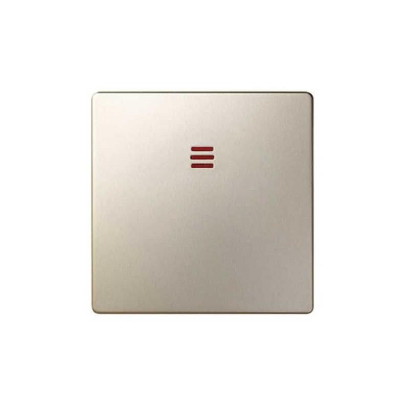 Tecla interruptor conmutador cruze con visor ancha cava Serie 82 Simon 82011-34