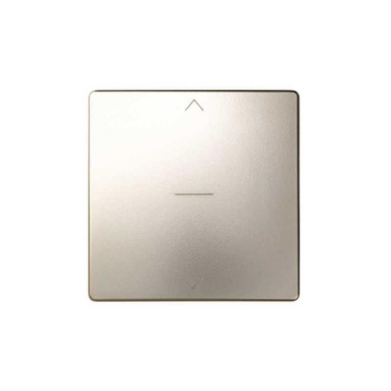 Tecla interruptor persiana ancha cava Serie 82 Simon 82033-34