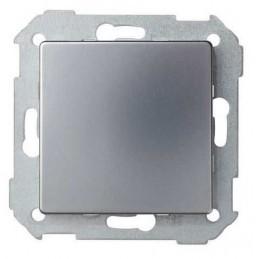Tapa ciega ancha aluminio Serie 82 Simon 82800-33