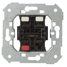 Grupo 2 interruptores Simon 75398-39 para Series 75 82 88