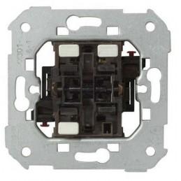 Grupo 1 conmutador + 1 pulsador Simon 75301-39 para Series 75 82 88