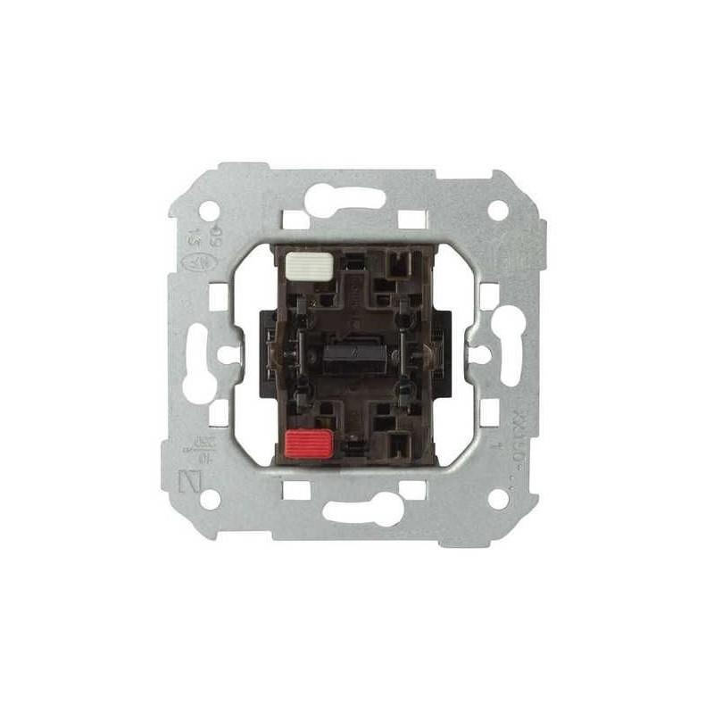 Pulsador Simon 75150-39 para Series 75 82 88
