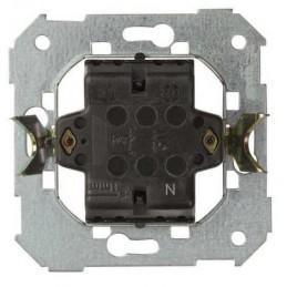 Conmutador con luminoso incorporado Simon 75204-39 para Series 75 82 88