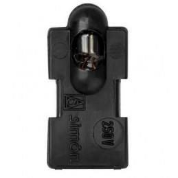 Soporte con lampara neon para interruptores y pulsadores de las Series 31 75 82 88 Simon 31802-31