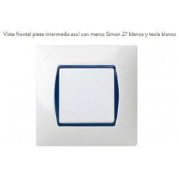Pieza Intermedia Azul 27904-32 Simon 27