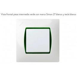 Pieza Intermedia Verde 27905-32 Simon 27