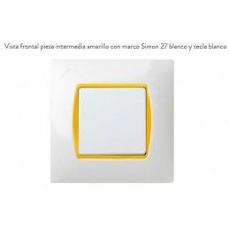 Pieza Intermedia Amarilla 27908-32 Simon 27