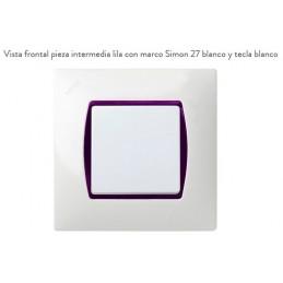 Pieza Intermedia Lila 27912-32 Simon 27
