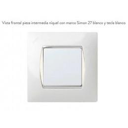 Pieza Intermedia Niquel 27915-32 Simon 27