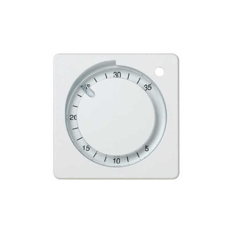 Tecla para termostatos ancha blanca Simon 27505-35