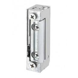 Cerradura electrica 10-24V AC/DC automatica ajustable con desbloqueo