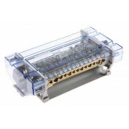 Repartidor riel 4P 160A 10 Modulos 15 Conexiones Legrand 04879