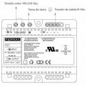 Alimentador DIN6 100-240Vac 18Vdc 1.5A Fermax 4812