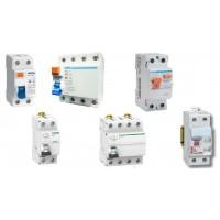 Interruptores automaticos diferenciales electricos