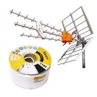 Antenas y accesorios televes