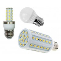 Bombillas LED 230V E27